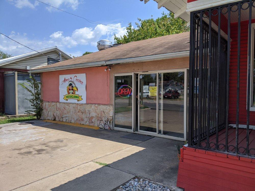 Alma's Cocina Mexicana: 607 W 13th Ave, Corsicana, TX