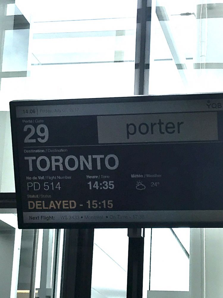 Photo of Porter Airlines: Dulles, VA