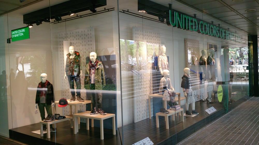 united colors of benetton men 39 s clothing avinguda