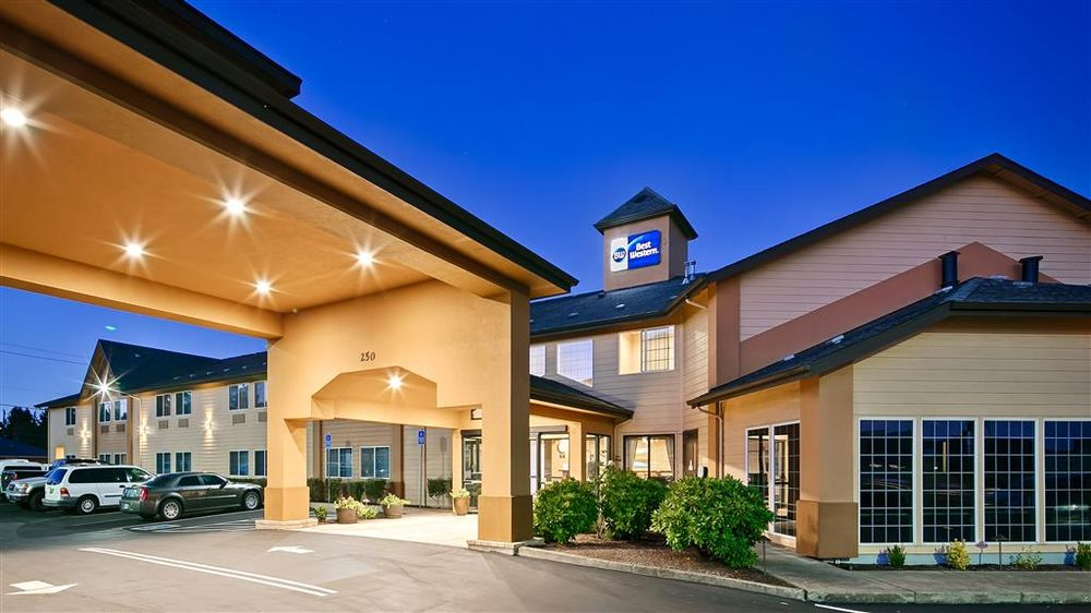 Best Western Dallas Inn & Suites: 250 Orchard Dr, Dallas, OR
