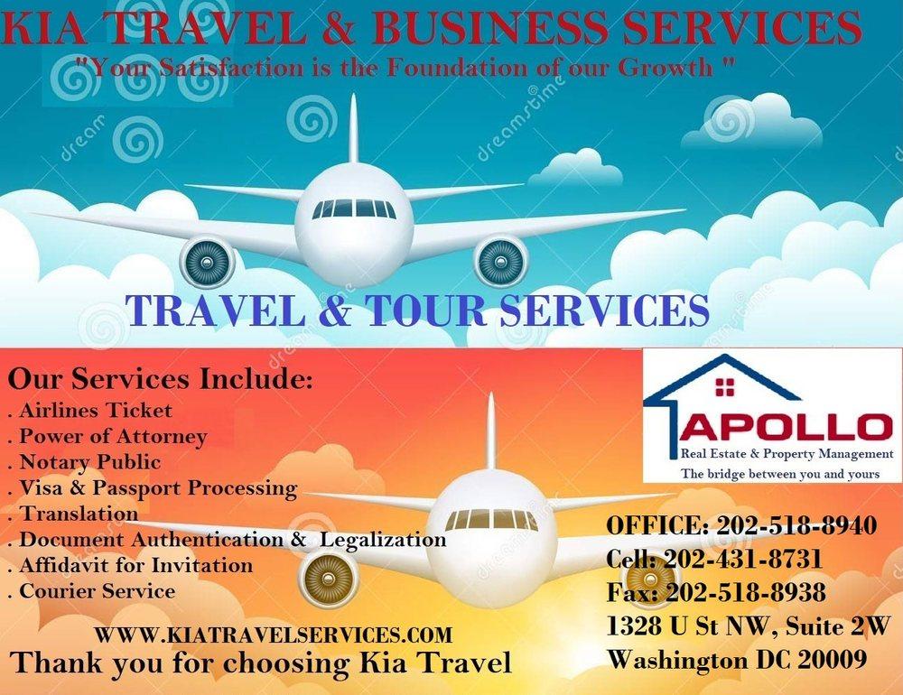 KiaTravel Service