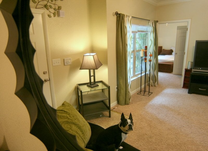 Reflections a three bedroom unit yelp - Bedroom furniture little rock ar ...