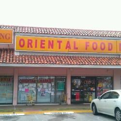 Oriental Food Market Lauderdale Lakes Fl