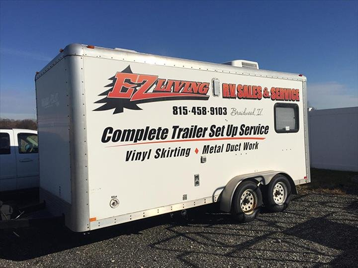 Ez Living Rv Sales & Service: 800 Ez St, Braidwood, IL
