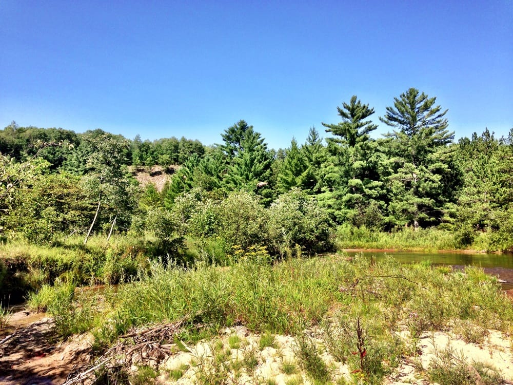 Bosman's Pine River Canoe Rental: 8027 S Grandview Hwy, Wellston, MI