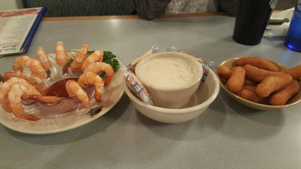 Silver Bay Seafood: 7027 Calhoun Memorial Hwy, Easley, SC