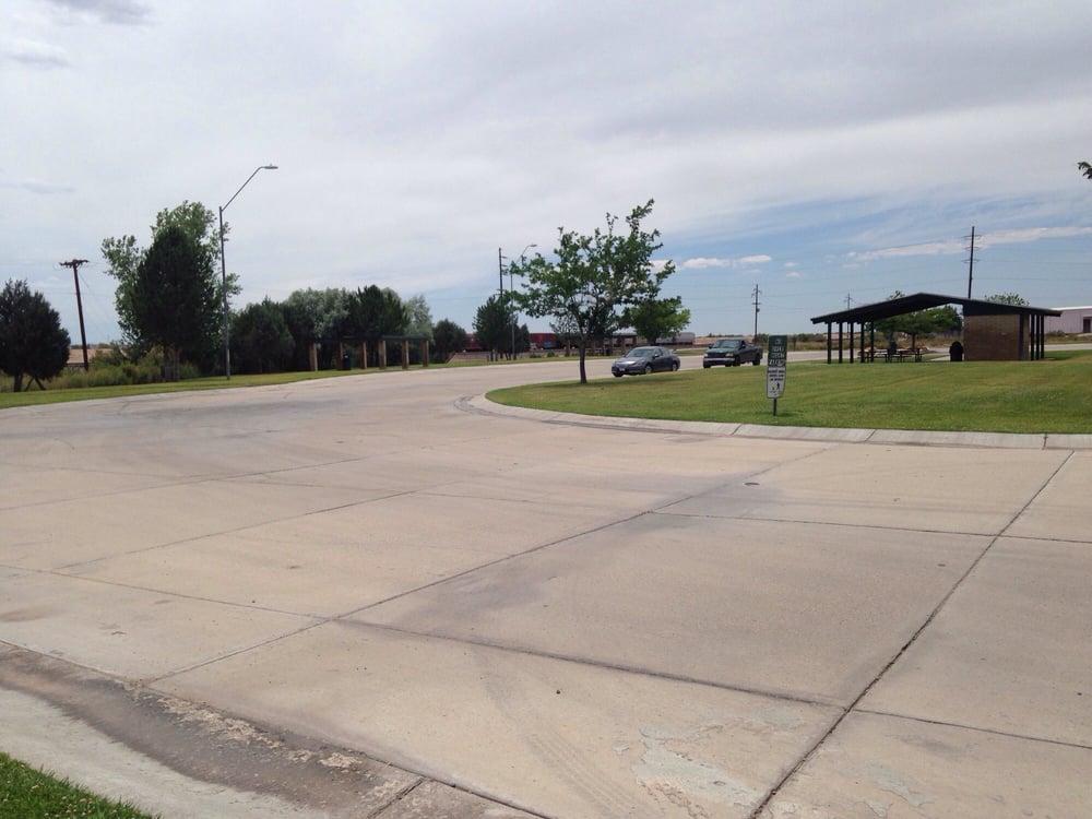 Kiwanis Dog Park: 1401 W Hopi Dr, Holbrook, AZ