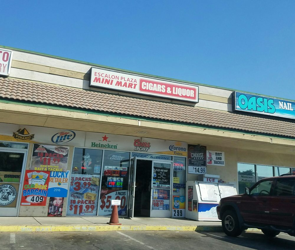Escalon Plaza Mini Mart