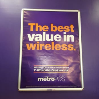 Police being called to remove disabled customer from MetroPCS