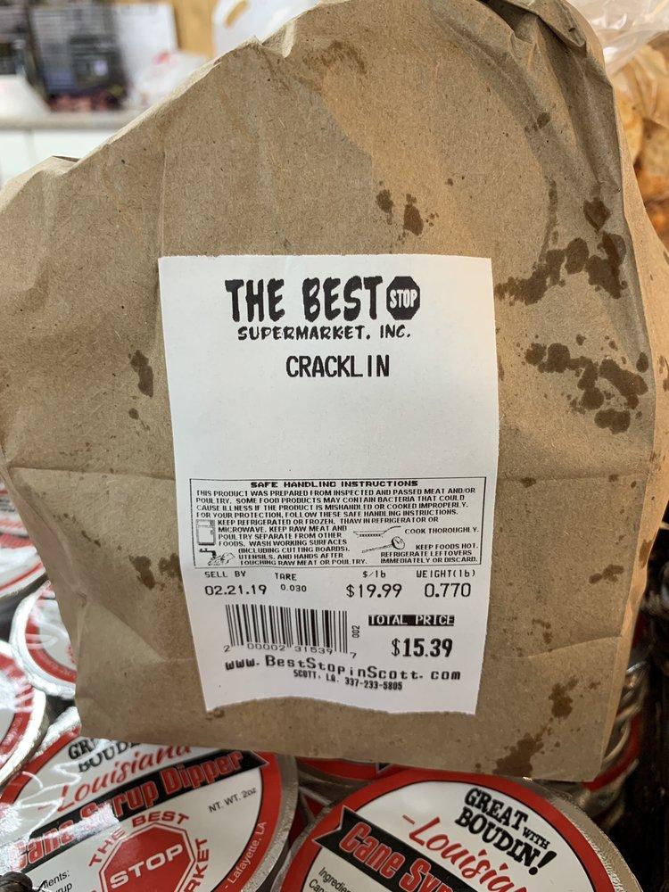 The Best Stop Supermarket: 615 Hwy 93 N, Scott, LA