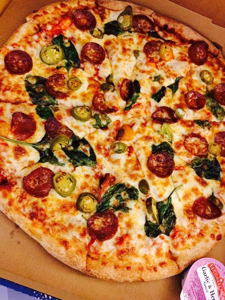 Four Star Pizza 119