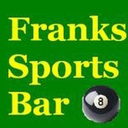 Franks Sports Bar logo