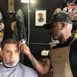 Photo Of Br Tacks Barber Dallas Tx United States