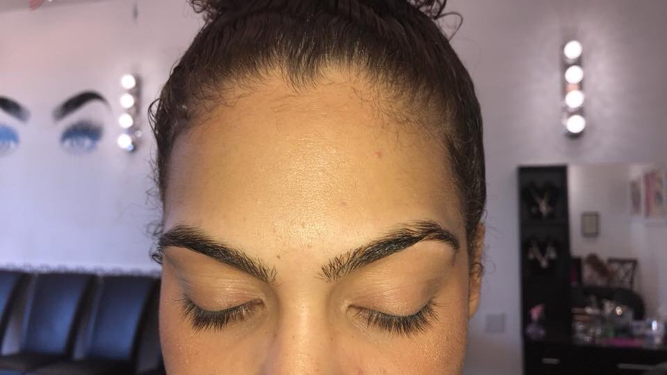 Perfect Eyebrows Done By Sukhi Even Had A Scar In Them Yelp
