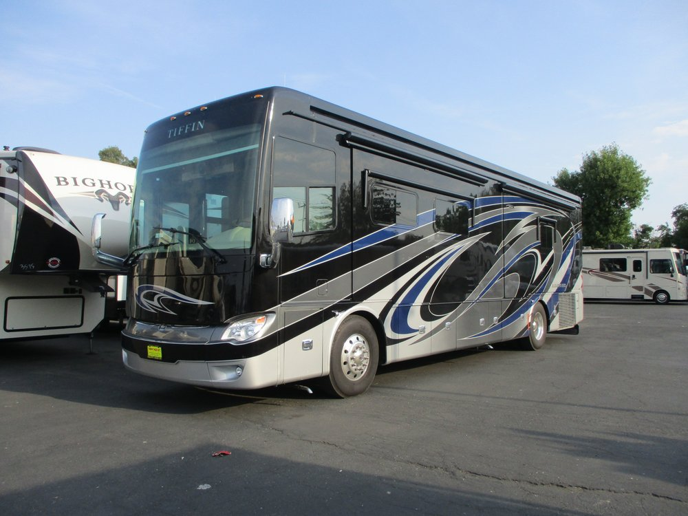 2018 Tiffin Motorhome Bus 37AP - Waterfall Paint - Yelp on engine paint designs, bicycle paint designs, automotive paint designs, volvo paint designs, ambulance paint designs, house paint designs, toy hauler paint designs, canoe paint designs, truck paint designs, tipi paint designs, business paint designs, boat paint designs, motorbike paint designs, vehicle paint designs, classic car paint designs, motor coach paint designs, bike paint designs, van paint designs, easy paint designs, bmw paint designs,