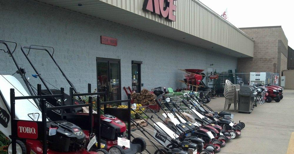 Ace Hardware & Rental of Adams: 225 W North St, Adams, WI