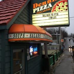 Dennispizza Closed Pizza 17 Bridge St Gardiner Me