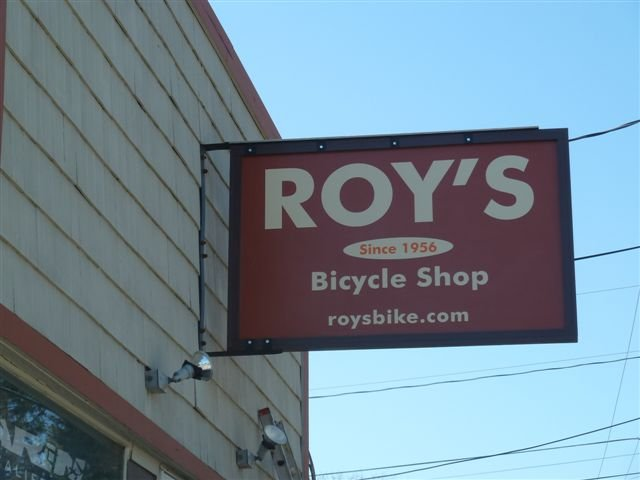 Roy's Bicycle Shop: 75 Farwell St, Lewiston, ME
