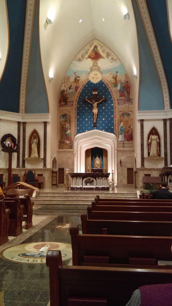 Sts Anne & Joachim Catholic Church: 5202 25th St S, Fargo, ND