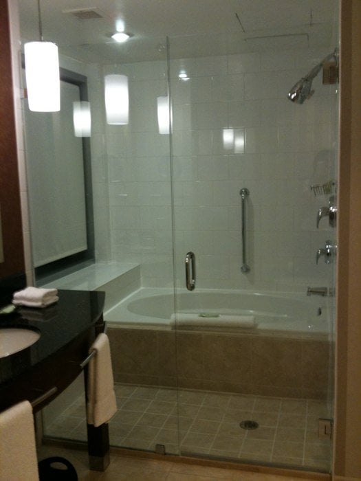 High Quality Photo Of The Westin Charlotte   Charlotte, NC, United States. Walk In Shower