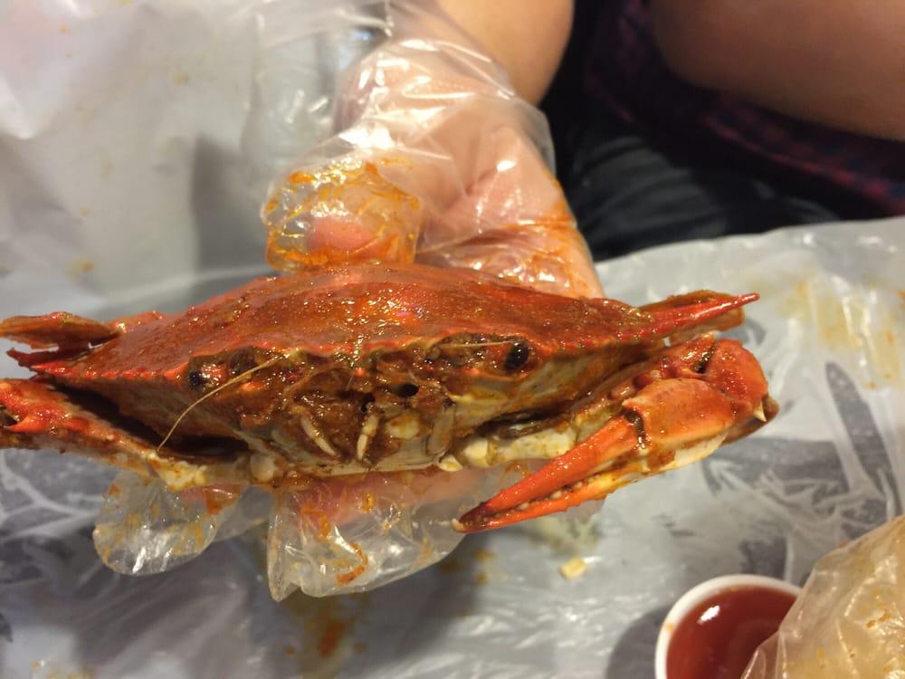 Dungeones crab - Yelp