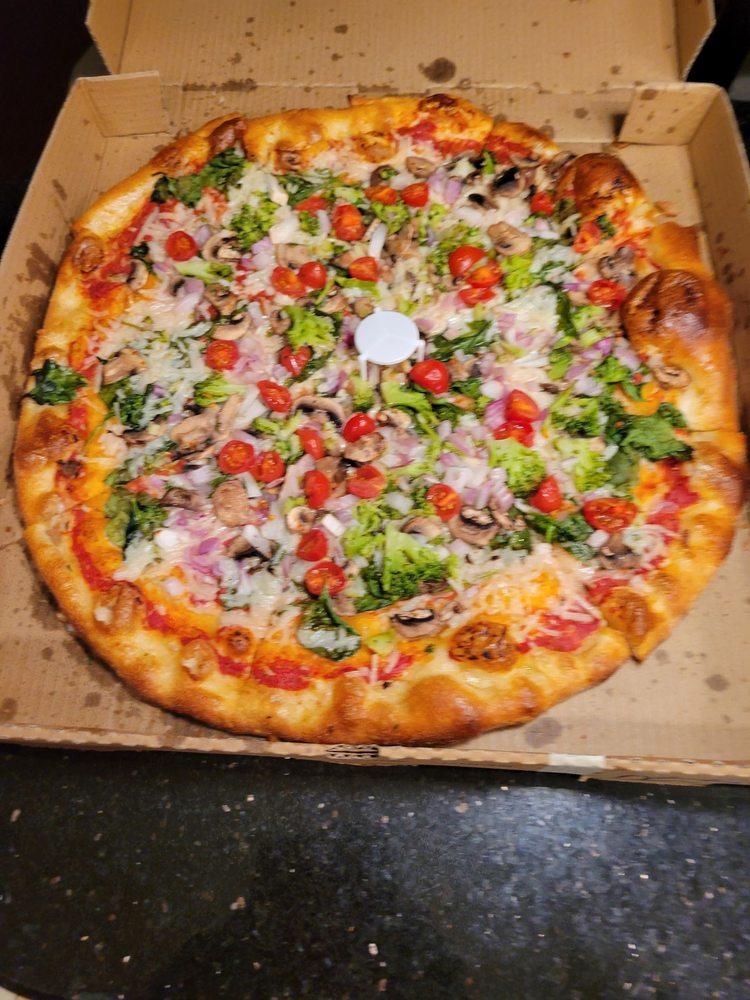 Evo Brickoven Pizza