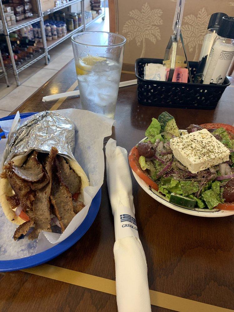 Greek Grille: 14828 Tamiami Trl, North Port, FL