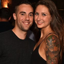 Melissa algarin dating