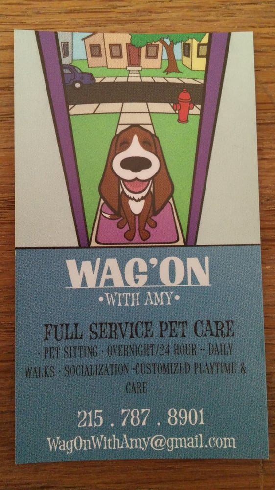 Wag'On With Amy: Montgomery, PA