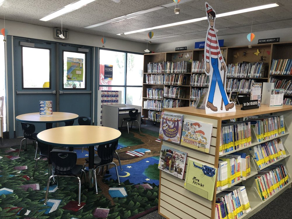 San Diego Public Library - Paradise Hills Branch Library: 5922 Rancho Hills Dr, San Diego, CA