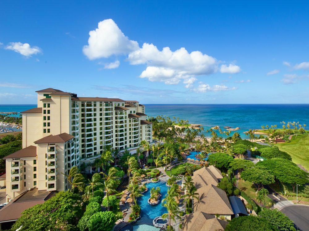Marriott's Ko Olina Beach Club: 92-161 Waipahe Pl, Kapolei - Oahu, HI