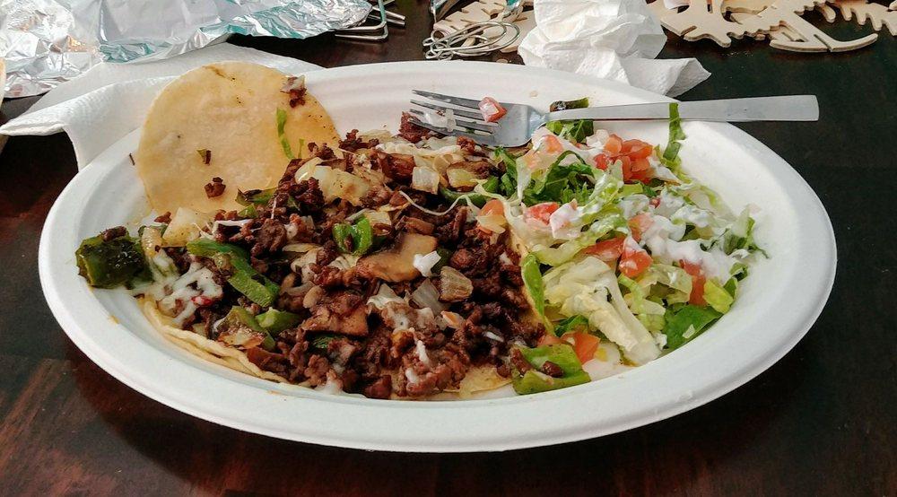 Tacos El Machin: 1642 Pacific Blvd SE, Albany, OR