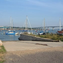 Levington Marina - Hotel & Travel - Suffolk Yacht Harbour, Ipswich ...