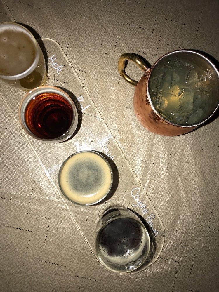 Casa Vieja Brewery: 4541 Corrales Rd, Corrales, NM