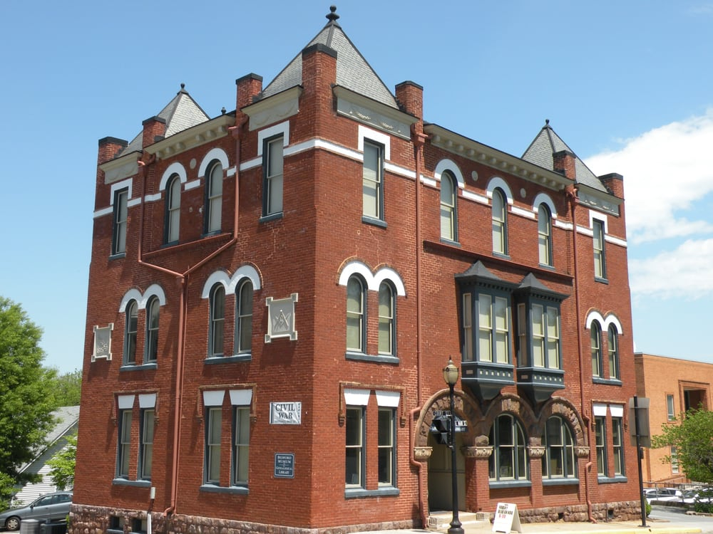 Bedford Museum and Genealogical Library: 201 E Main St, Bedford, VA