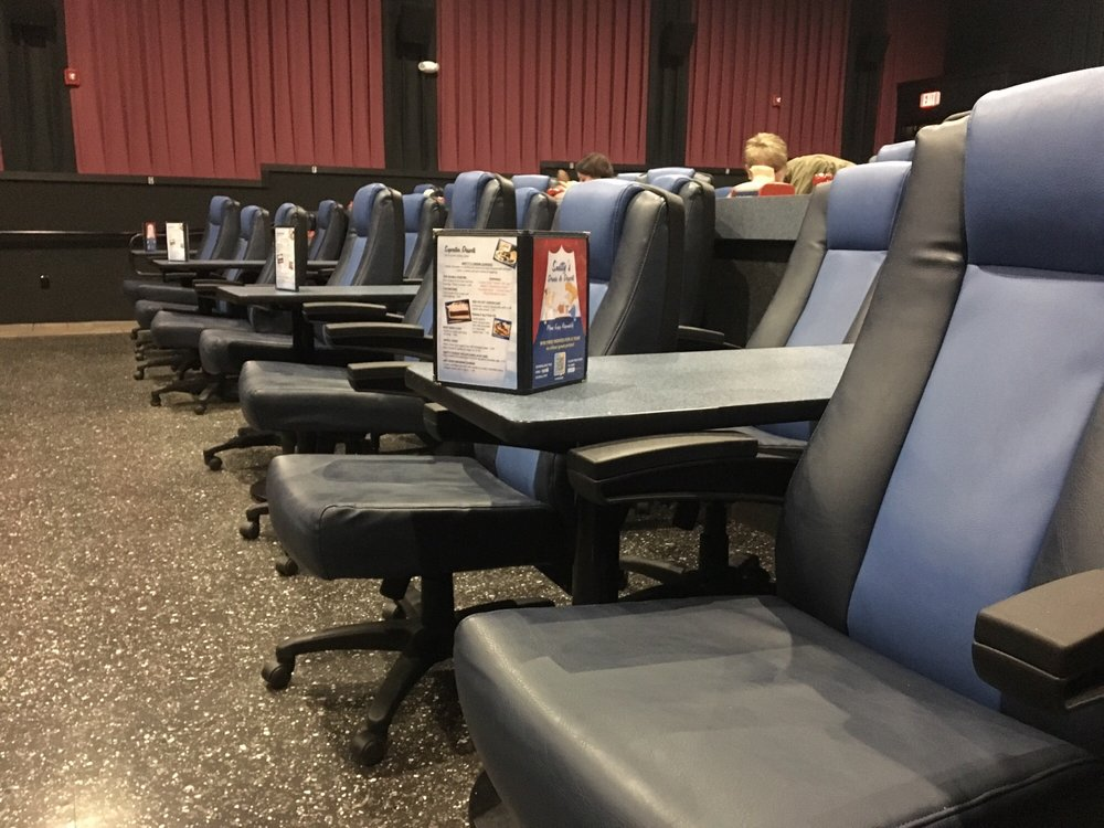 Smitty's Cinema - Topsham: 65 Topsham Fair Mall Rd, Topsham, ME