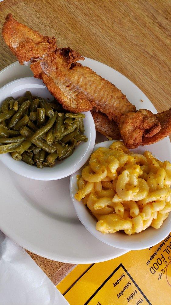 Sisters Soul Food: 16121 Goodes Bridge Rd, Amelia Court House, VA