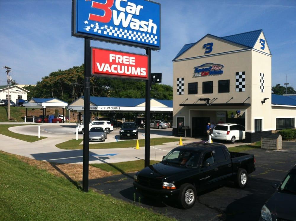Speedmax Car Wash: 282 Concord Pkwy S, Concord, NC