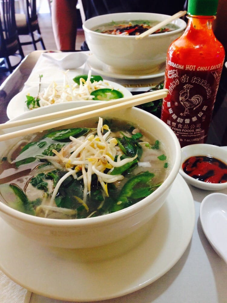 Pho T & T Vietnamese Restaurant: 7750 Palm Ave, Highland, CA