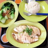 Photo Of Tian Tian Hainanese Chicken Rice Singapore Singapore Japanese Chicken And A