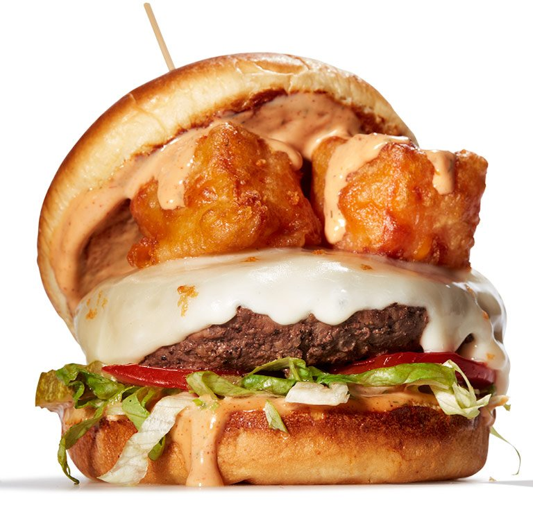 Food from Milwaukee Burger Company