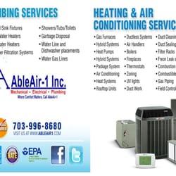 AbleAir-1, Inc.