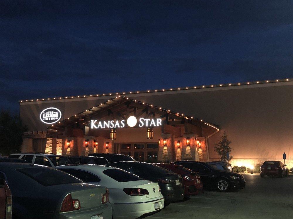 Kansas Star Casino: 777 Kansas Star Dr, Mulvane, KS