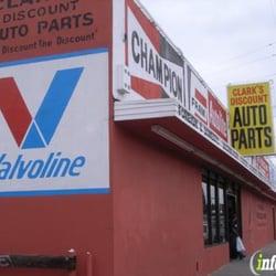 Discount Auto Salvage >> Clark Discount Auto Parts - 13 Photos - Auto Parts