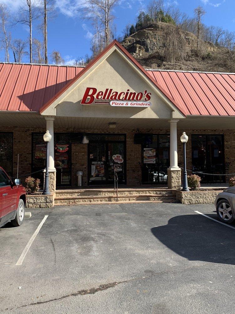Bellacino's Pizza & Grinders: 21956 Riverside Dr, Grundy, VA