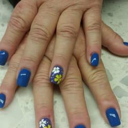 V i p spa nail 20 billeder neglesaloner porter for Acton nail salon