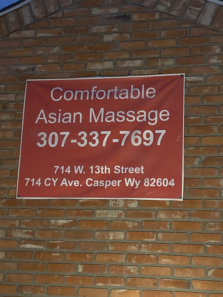 Peace Comfortable Asian Massage: 714 West 13th St, Casper, WY