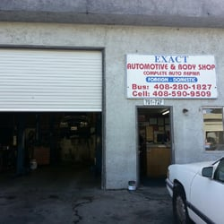 Exact automotive auto repair 701 kings row north for United motors san jose