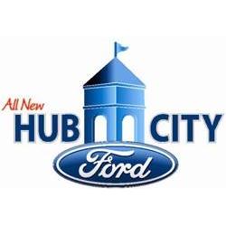 hub city ford - car dealers - 2909 nw evangeline thruway, lafayette