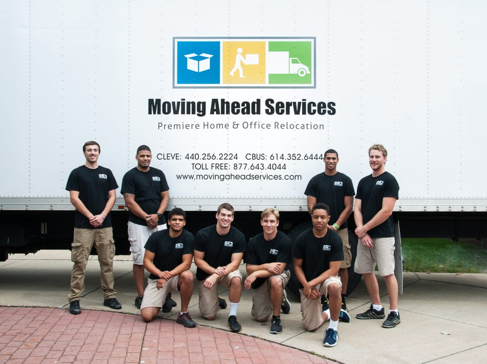 Moving Ahead Services: 3883 Business Park Dr, Columbus, OH